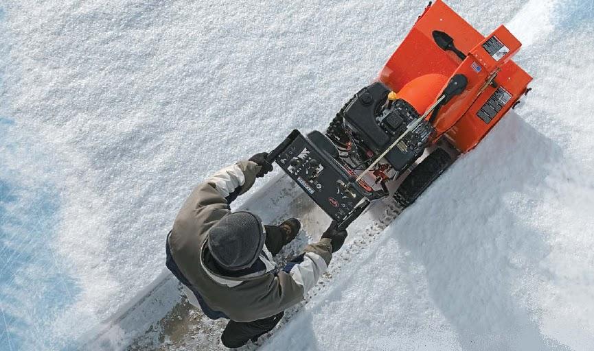 N'attendez pas la première neige!