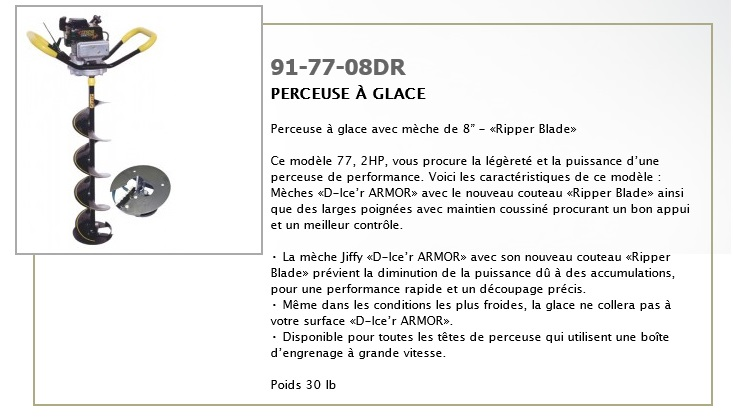 perceuse jiffy