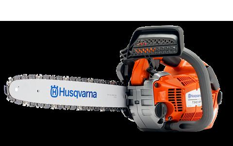 La scie Husqvarna T540XP pour arboriculteurs est enfin arrivée!