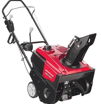 hs720c honda une phase souffleuse snowblower one stage 2015