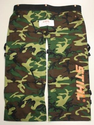 JAMBIERE CAMO STANDARD 2600