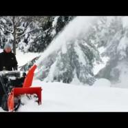 2017 Souffleuse Ariens Série Professionnel Series Snowblower