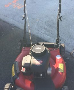 Yard Machines ( # C-09 ) 225$