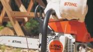 Choisir la bonne scie à chaîne STIHL