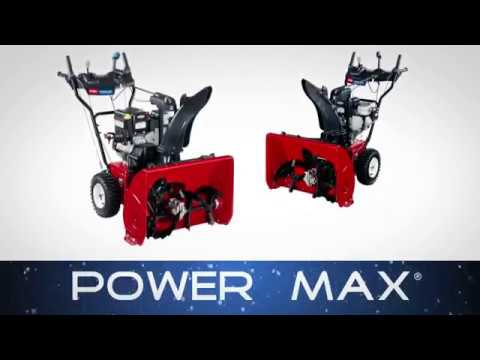 Souffleuse Toro Power Max Compact Two Stage Snowblower