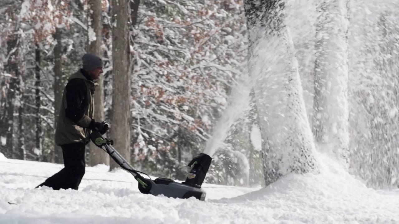 EGO Power+ Snow Blower