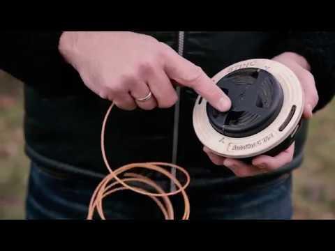 Remplacer le fil d'une tête faucheuse AutoCut C26-2 STIHL