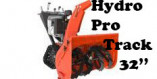 "Souffleuse Ariens Hydro Pro 32"" Rapidtrak (926069 / 926079)"