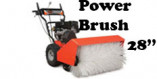 "Ariens Power Brush 28"" (921056)"