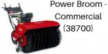 TORO Power Broom - Commercial (38700)