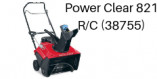 TORO PowerClear 821 R/C (38755)