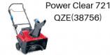 Toro Power Clear 721 QZE (38756)