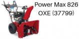 TORO Power Max 826OXE (37799)