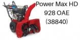 Toro Power Max HD 928 OAE (38840)