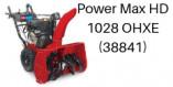 Toro Power Max HD 1028 OHXE (38841)
