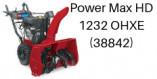 Toro Power Max HD 1232 OHXE (38842)