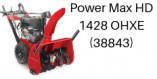 TORO Power Max HD 1428 OHXE Commerciale (38843)