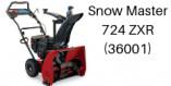 TORO SnowMaster 724 ZXR (36001)