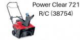 TORO Power Clear 721 R/C (38754)