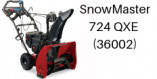 TORO SnowMaster 724 QXE (36002)