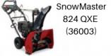 TORO SnowMaster 824 QXE (36003)