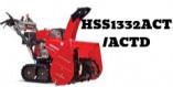 Souffleuses Honda HSS1332ACT(D)