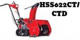 Souffleuses Honda HSS622CT ( D )