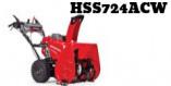 Souffleuse Honda HSS724ACW
